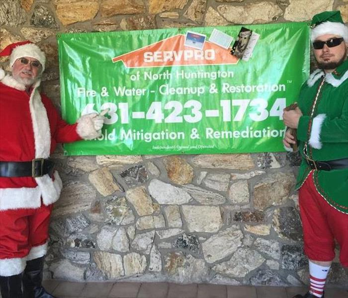 SERVPRO OF NORTH HUNTINGTON is here to help!