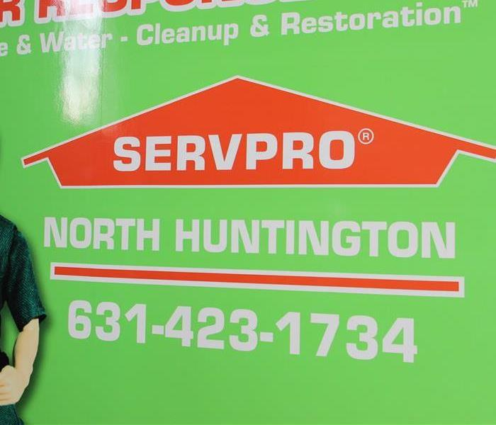 Why SERVPRO The Right Equipment